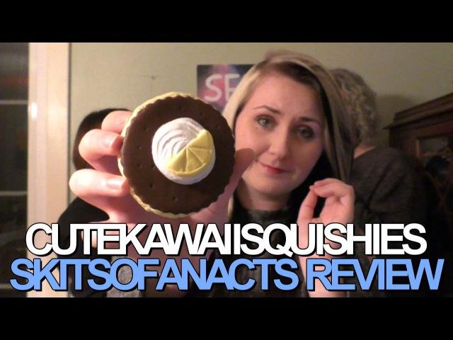 CuteKawaiiSquishies | SkitsoFanActs Review