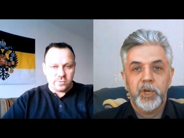 Андрей Савельев: спецназовец Путина и сын чекиста, клевещет на русских националистов (ЗВУК)