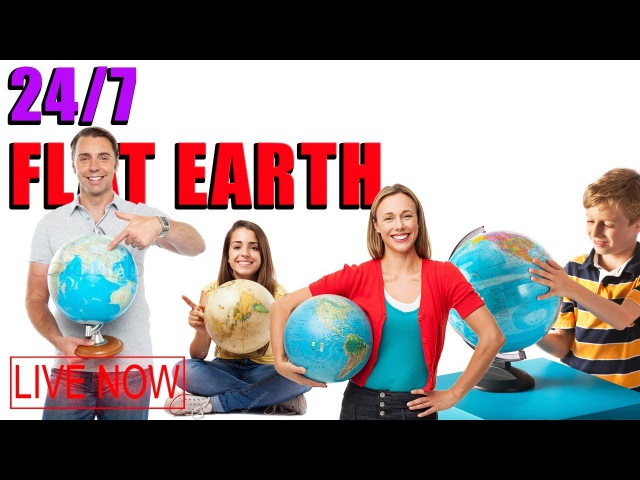24/7 Flat Earth LIVE! 🔴 100% Proof NASA Lies Earth is Not a Globe 🌍 Not Flat Earth Society