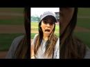 Floriana Lima at a baseball game (Fenway Park) (15/08/17)