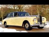 Rolls Royce Phantom VI Landaulette by Mulliner Park Ward VI '197301 1992