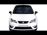 Seat Ibiza SC FR Black &amp White '2013