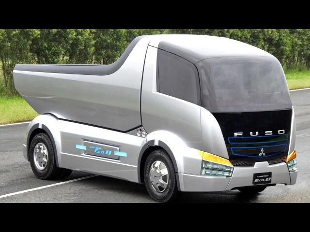 Mitsubishi Fuso Canter Eco D Concept 2008