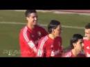 Gol Tacón Cristiano Ronaldo vs Rayo Vallecano 26 02 2012 Audio COPE Rayo 0 1 Real Madrid