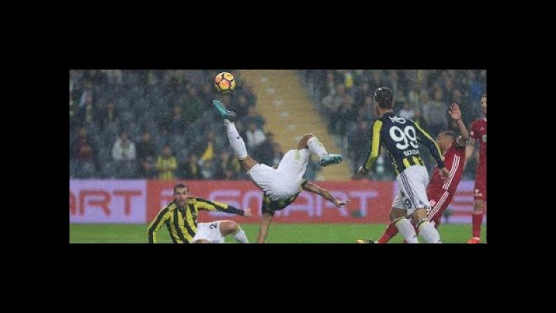 Fenerbahçe Sivasspor Gol Soldado Yılın En İlginç Golü