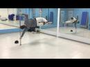 Зомб - Даже Не Половина - неофициальный танец unofficial
