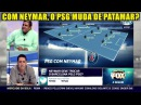NEYMAR DEVE TROCAR O BARCELONA PELO PSG? DEBATE: FOX EXPEDIENTE - 18/07