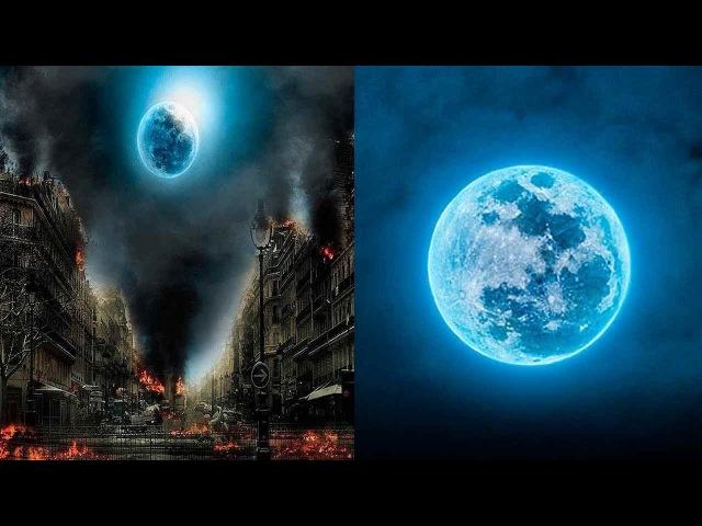 Lua de sangue super azul pode mudar o curso daTerra em 31 de janeiro