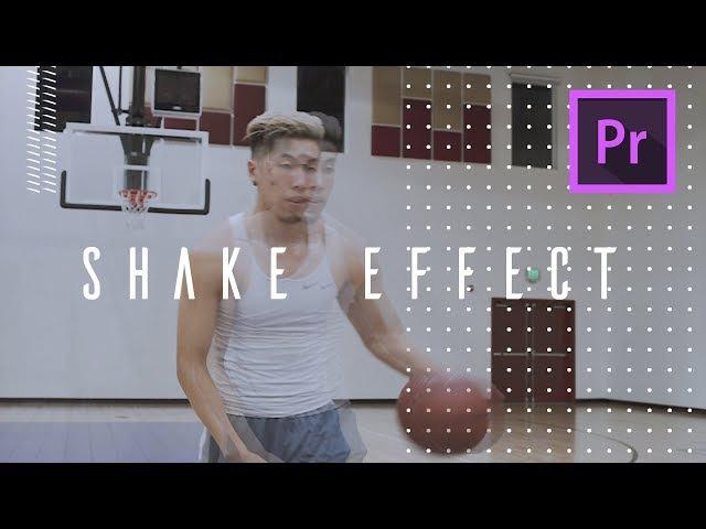 Shake Glitch effect Tutorial ! Premiere Pro CC (2017)