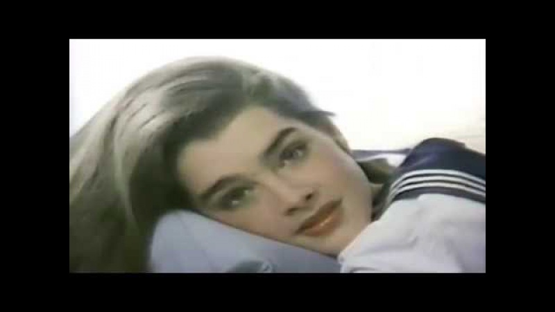 Brooke Shields , Oji Paper Shirukotto commercial