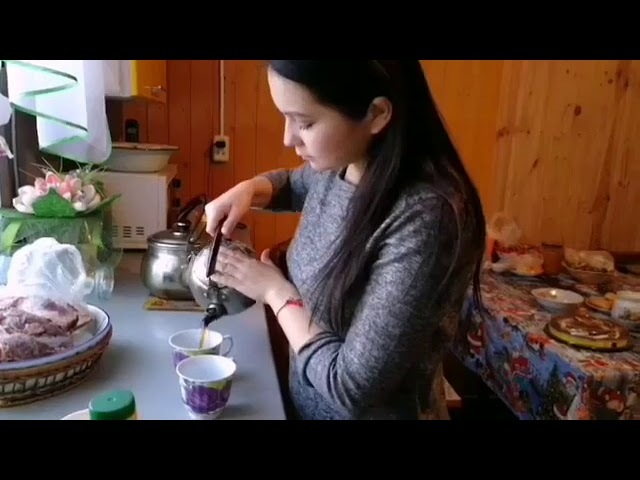 Кунакка килгәч - кызык мызык видео