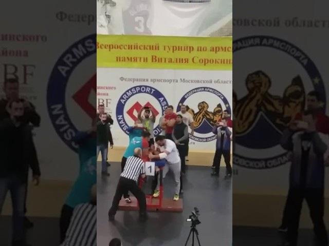 Лотошино 2017- Рустам Бабаев vs Хаджимурат Золоев (финал, абсолютка)