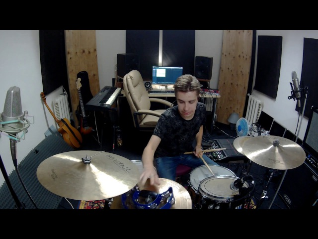 Justin Timberlake - Lovestoned/I Think She Knows (Drum Cover by Максим Озеров)