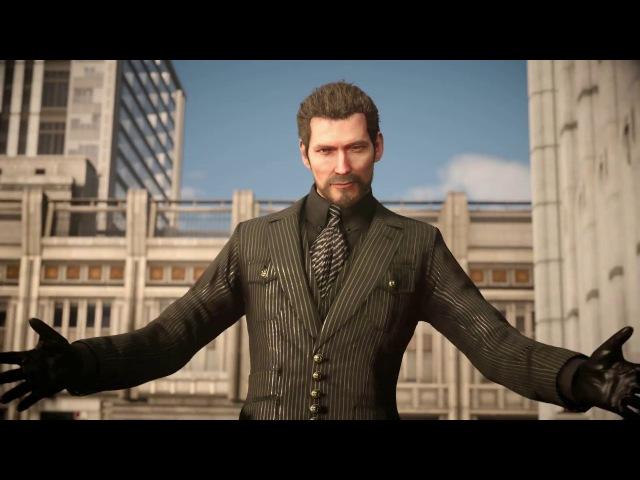 Final Fantasy XV - The Imperial Capital: