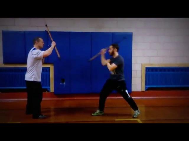 Irish stick fighting (Antrim): Strategies and managing distance in Antrim Bata