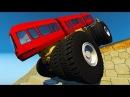 Мультфильм 2017 про машинки - Крутые прыжки машины и гонки. Мультики для мальчиков