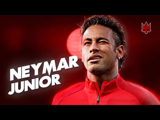 Neymar Jr - PSG - Magic Skills Goals - 2017/18 HD