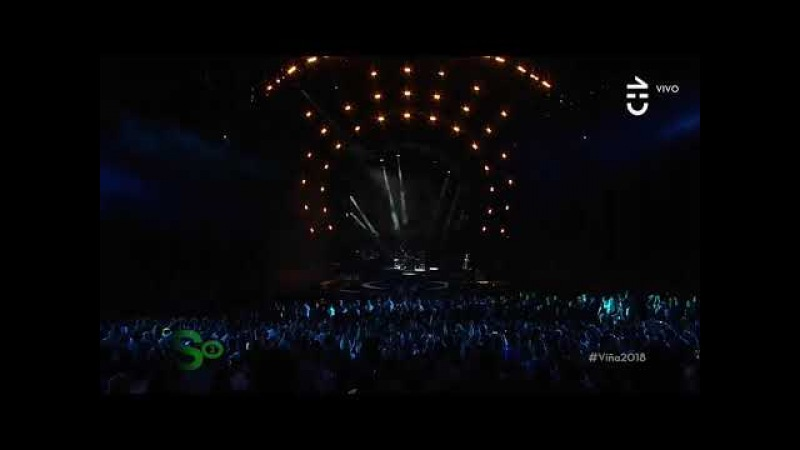 Europe - Cherokee (Live In Viña del Mar 2018)