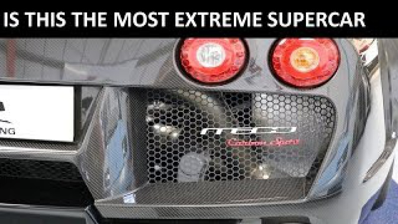 The Noble M600 Is this more extreme than Ferrari Lamborghini or Porsche