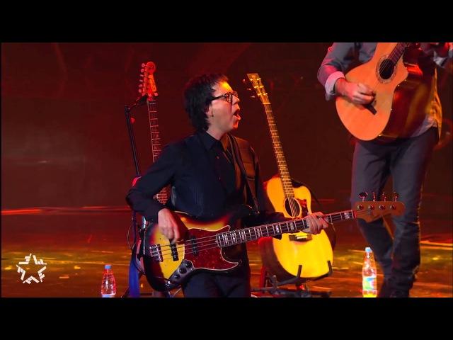 Emin и Кэти Топурия А Студио Amor концерт в Крокус Сити Холл