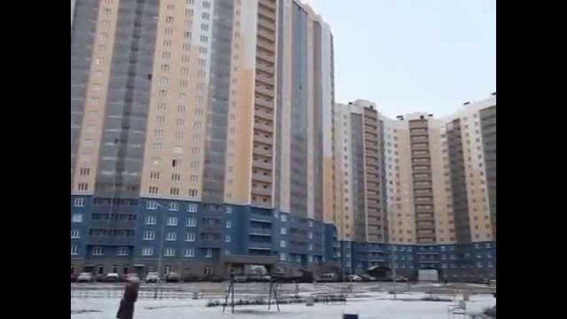 ЖК «Аврора-2», ход строительства: декабрь 2014 г.