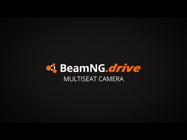 BeamNG.Drive - Новый режим камеры