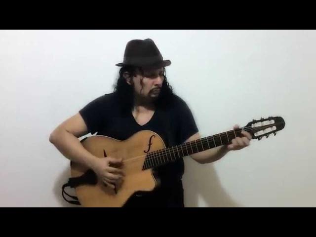 St Louis Blues - W.C Handy / Fermán - Fingerstyle - One Man Band Guitar » Freewka.com - Смотреть онлайн в хорощем качестве
