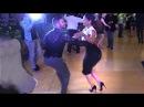 Tanja La Alemana Kensinger Antonio Doza Salsa Dancing @ 2018 Houston Salsa Congress