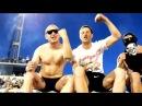 Фанаты Спартака поют на белградском дерби
