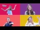 Alex Co. - Lip Sync con tutto il cast sulle note di Live It Up di Merissa Porter