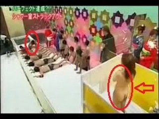 NEW Japanese TV Game Shows -(18+)!! Naked Girl In Shower Puzzle |Funny video|The Viral