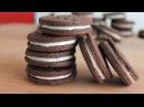 Oreos Selber Machen Rezept Homemade Oreo Cookies Recipe ENG SUBS