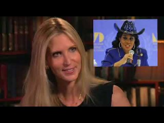 EPIC! See Ann Coulter's response to Frederica Wilson