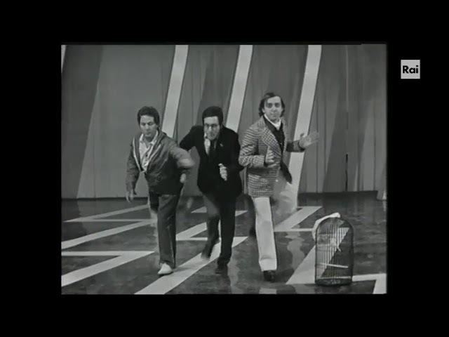 Cochi, Renato, Enzo Jannacci - La canzone intelligente (Il poeta e il contadino 1973)