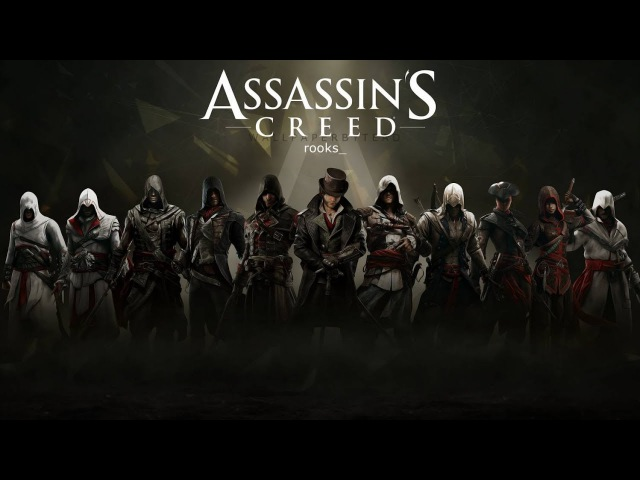 [GMV] Assassin's creed Cinematic My Demons 2017