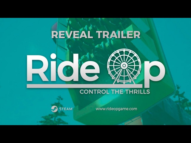 RideOp Thrill Ride Simulator