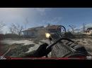 Fallout 4. Мод по-приколу 1. Миниган терминатора.
