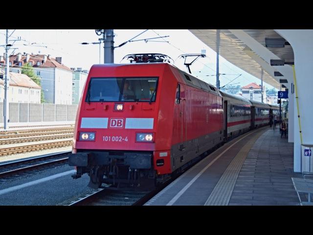 DB 101 002 EC 115 WÖRTHERSEE Salzburg Hbf