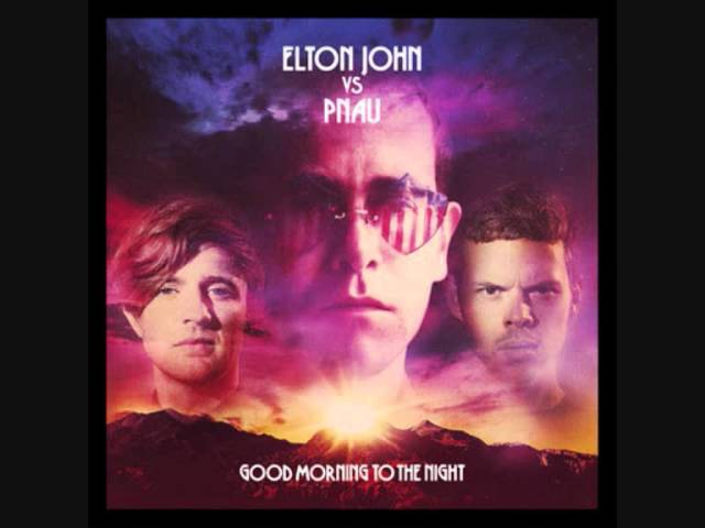 Elton John Vs Pnau - Telegraph To The Afterlife