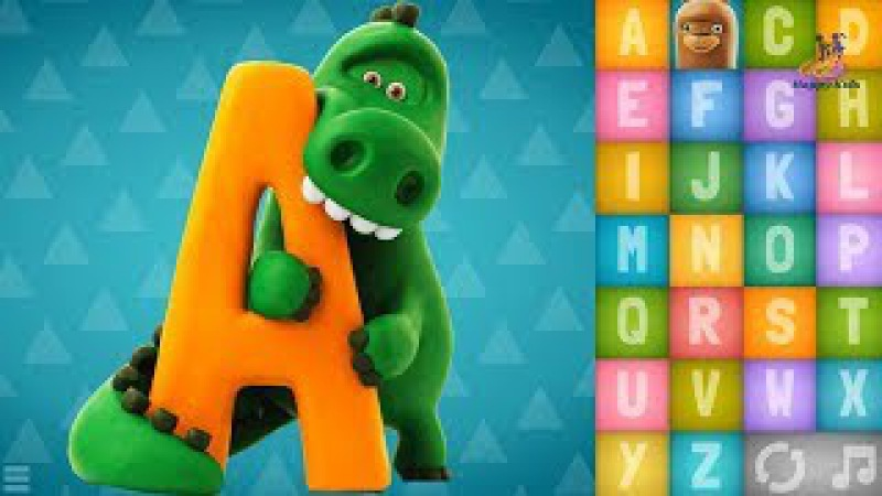Fun Kids Play Learn With Talking ABC - Fun Interactive Alphabet Learning Games For Children