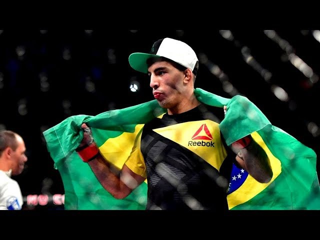 THOMAS ALMEIDA HIGHLIGHTS 2018 HD 1080p BEST MOMENTS KO