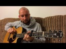 (Lauris Reiniks) Es skrienu / Aš bėgu / Ma jooksen - acoustic fingerstyle guitar cover