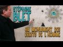 Franc-maçonnerie : Stéphane Blet analyse le monument des Droits de l'homme