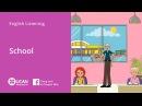 Learn English Listening | Beginner - Lesson 26. School