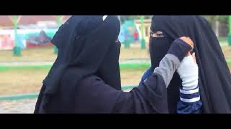 UNI ALFI - KEDUDUKAN WANITA MUSLIMAH CADAR