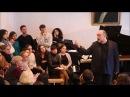 Михаил Аркадьев Семинар в Киеве, часть 1. Музыкальное время. Метр как творчество. ...