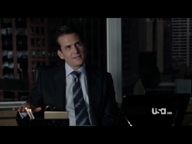Suits Harvey Specter Life is this, I like this | The best closer in New York City
