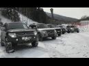 Pajero4 Sakhalin 11 02 2018 Долина туристов