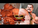 Street Fighter 5 AE JUGGERNAUT vs HAGGAR Marvel vs Capcom Gameplay PC Mod @ 1080p 60ᶠᵖˢ HD ✔