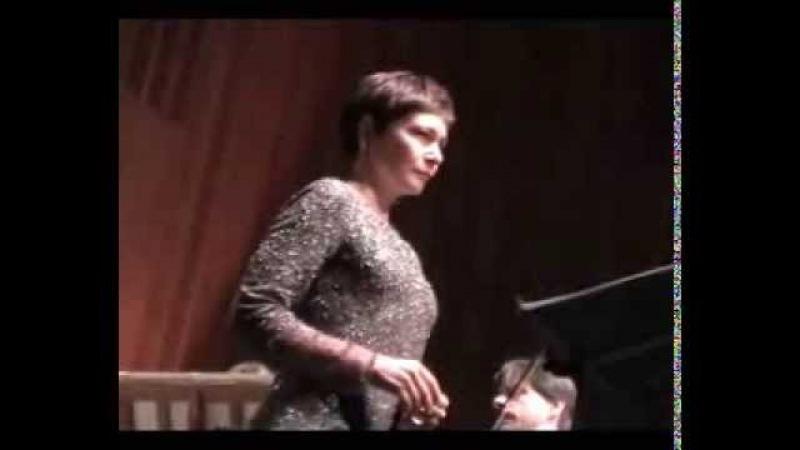 Vivaldi - Alma oppressa (La Fida Ninfa), Sandrine Piau LIVE